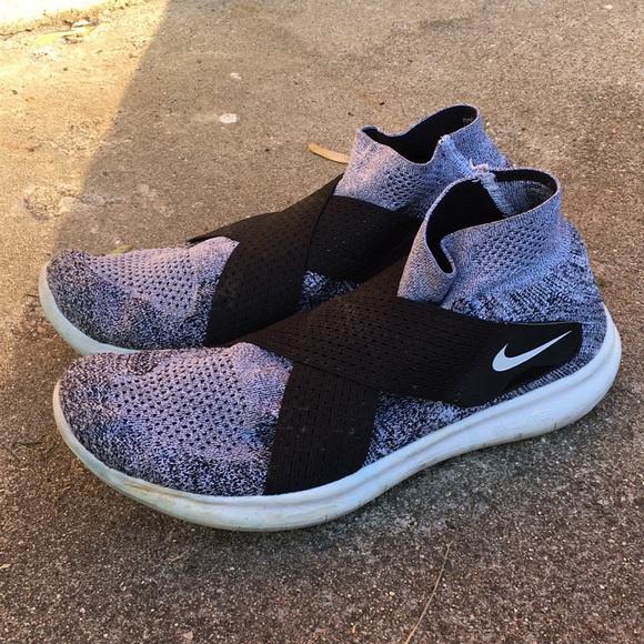 Size Nike Free Laceless Running Shoes